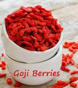 Goji berries image